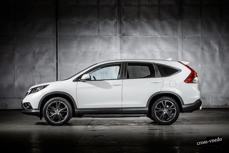 Дизайн фото Honda CR-V