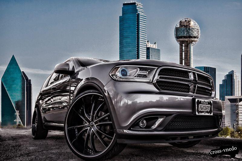 Dodge Durango 2014 экстерьер