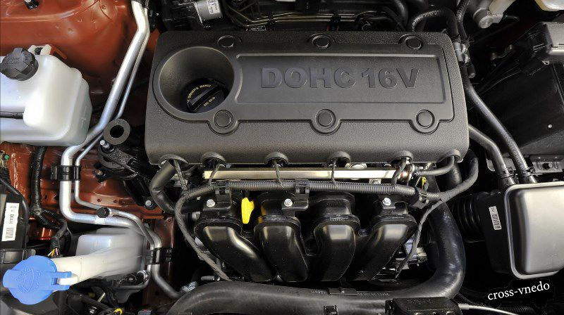 Двигатель KIA Sportage 2014
