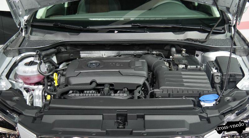 Двигатель Seat Leon X-Perience 2014