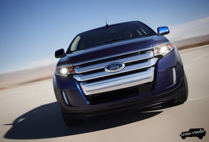 Ford Edge 2014 внешний вид модели