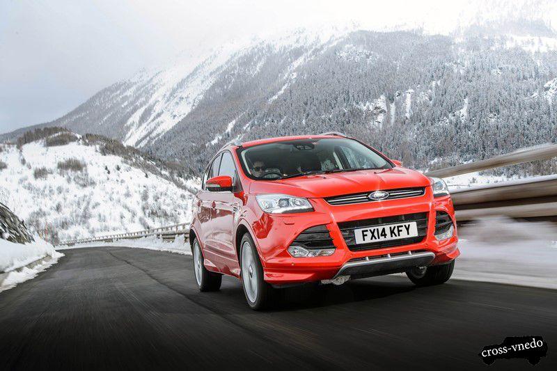 Ford Kuga 2014 Titanium X Sport