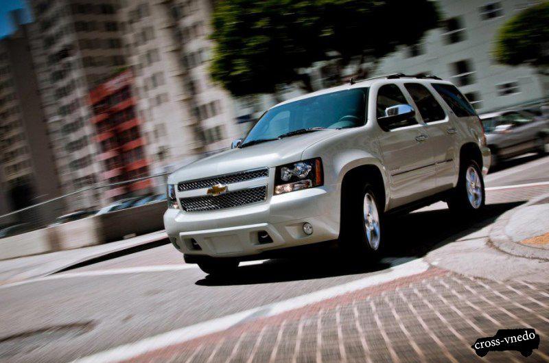 Фото Chevrolet Tahoe 2014
