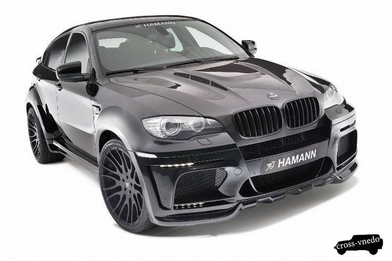 Hamann BMW X6 Tycoon тюнинг