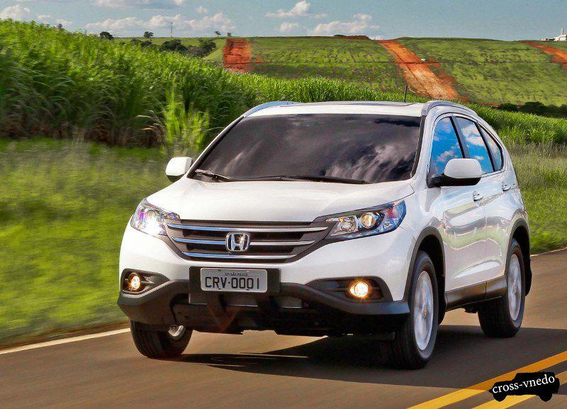 Honda CR-V 2014 модель