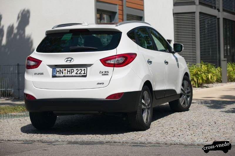 Hyundai ix35 2014 фото