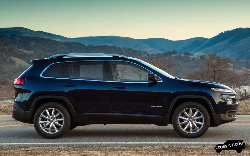 Jeep Cherokee 2014 фото