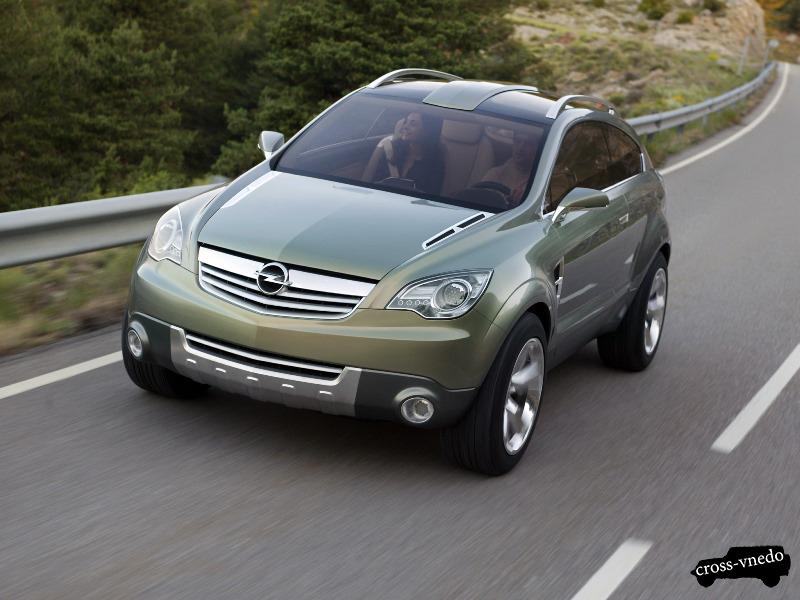 Концепт Opel Antara 2014