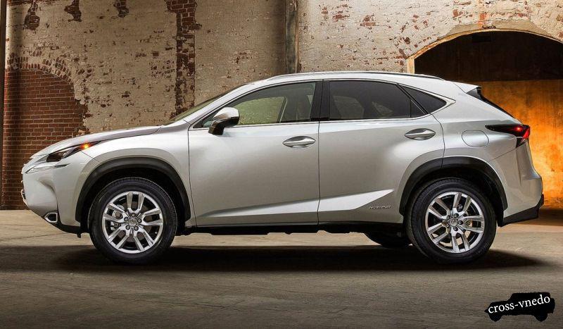 Lexus NX 2015 фото