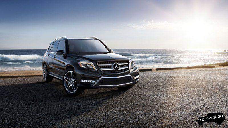 Mercedes GLK 2014 года
