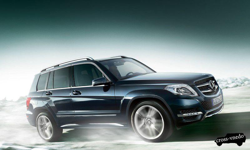Mercedes GLK дизайн