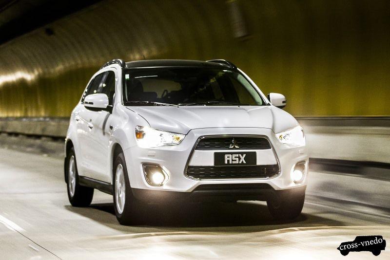 Mitsubishi ASX 2014 фото