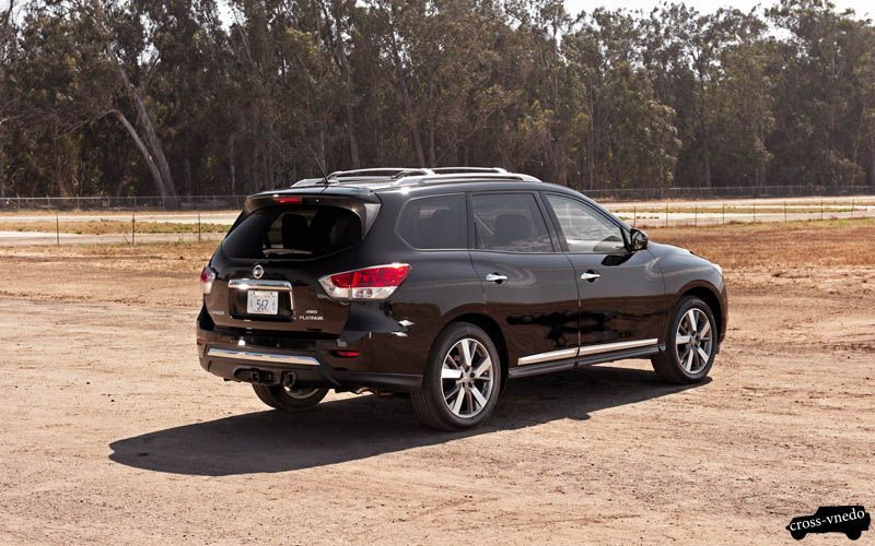 New Nissan Pathfinder 2014