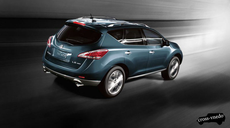 Nissan Murano 2014 фото модели
