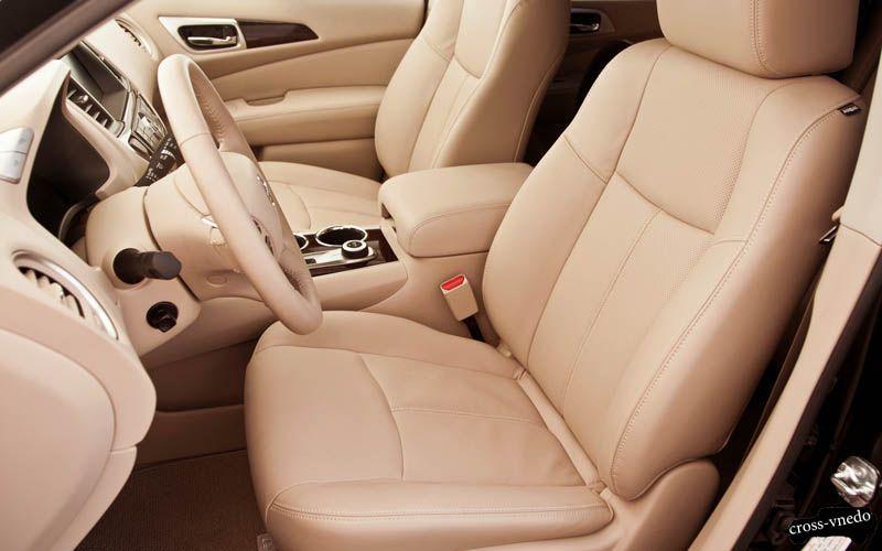 Nissan Pathfinder 2014 кресла