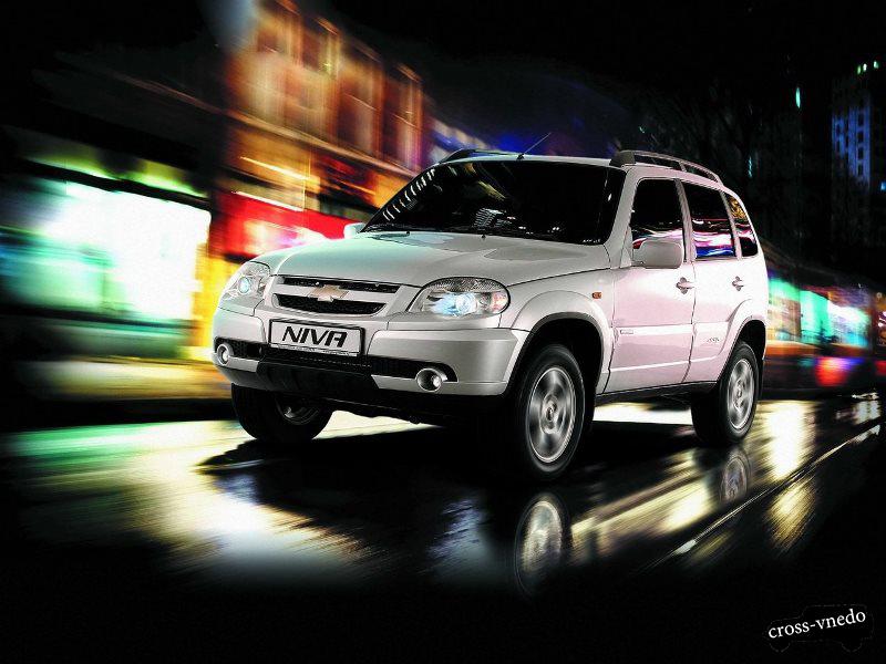 Niva Chevrolet 2015 фото