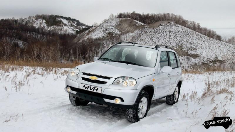 Новая модель Chevrolet Niva 2015