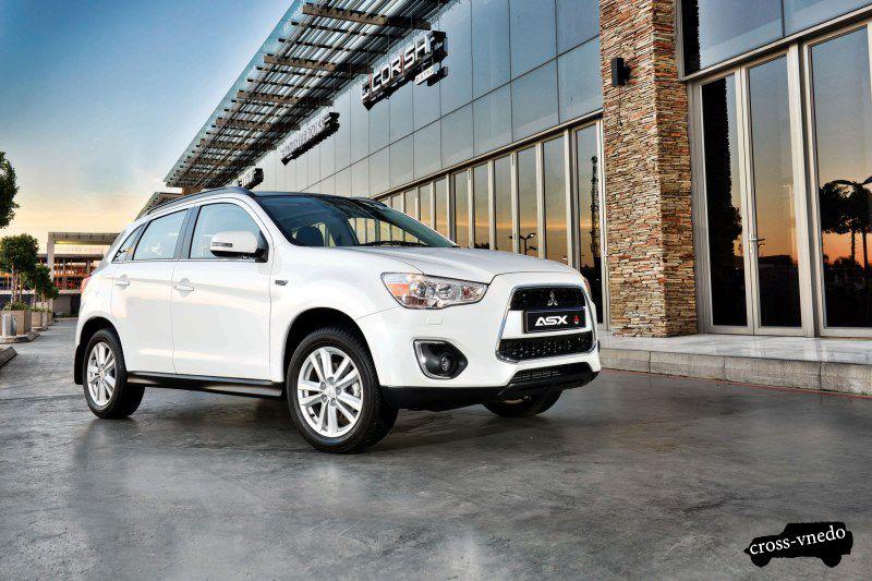 Новинка Mitsubishi ASX 2014