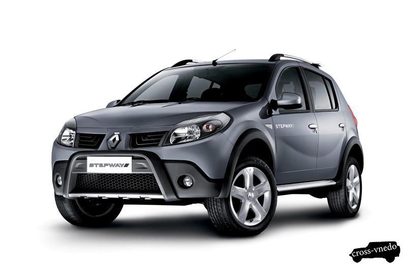 Новинка Renault Sandero Stepway 2014