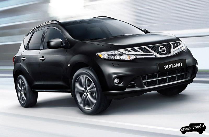 Новый Nissan Murano 2014