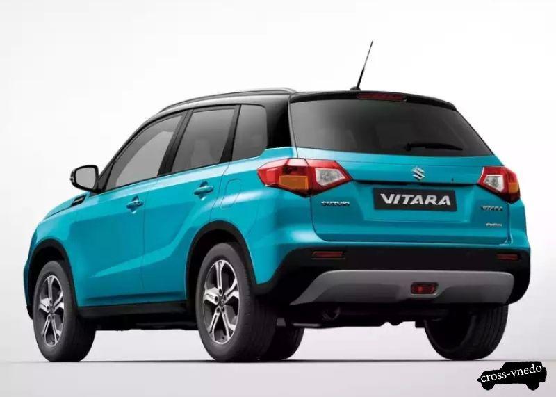 Новый Suzuki Grand Vitara 2015 года