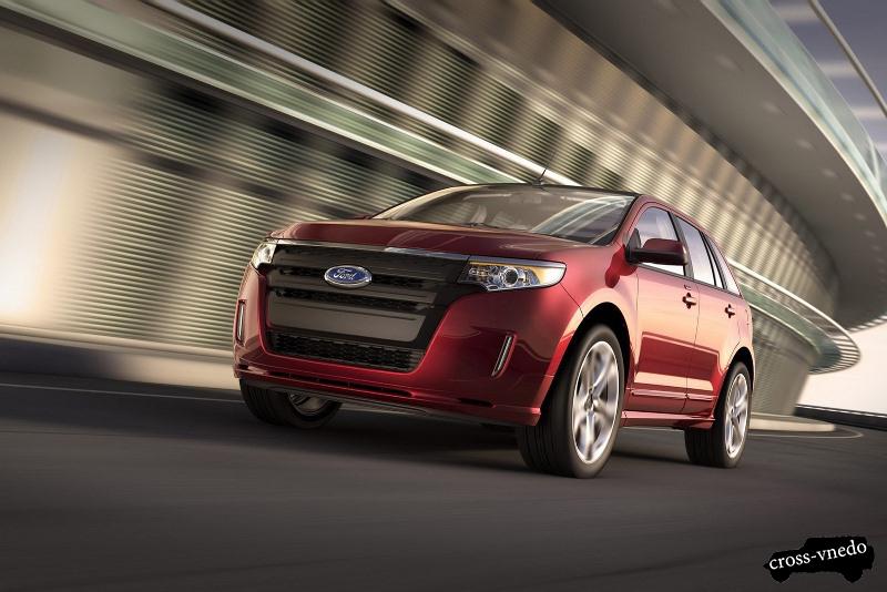 Новый автомобиль Ford Edge 2014