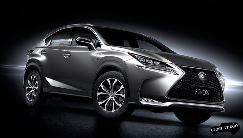 Новый автомобиль Lexus NX 2014-2015