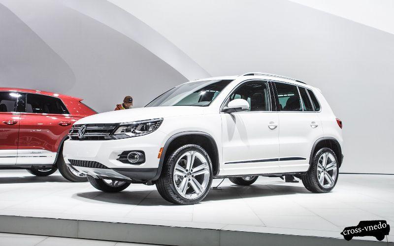 Обновленный Volkswagen Tiguan 2014
