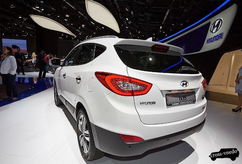 Презентация Hyundai ix35