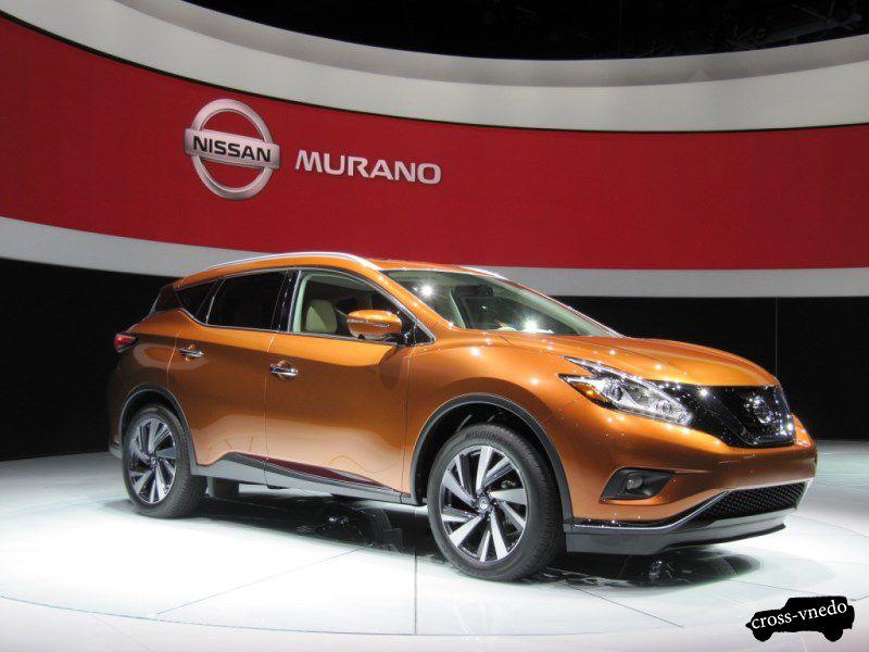 Презентация Nissan Murano 2014