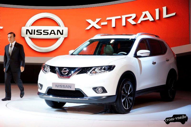 Презентация Nissan X trail 2014