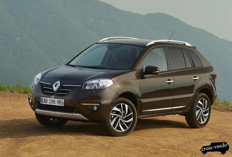 Renault Koleos 2014 фото