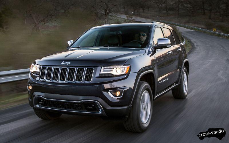 Рестайлинг Jeep Cherokee 2014
