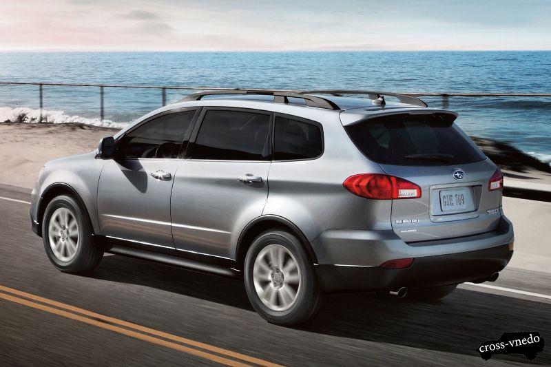 Subaru Tribeca кузов машины