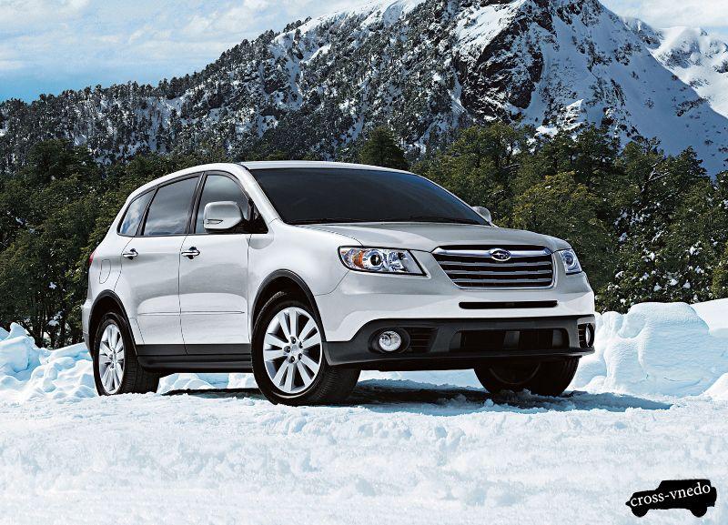 Subaru Tribeca новая модель 2014