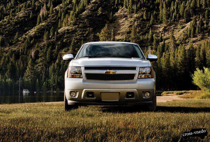 Внедорожник Chevrolet Tahoe 2014