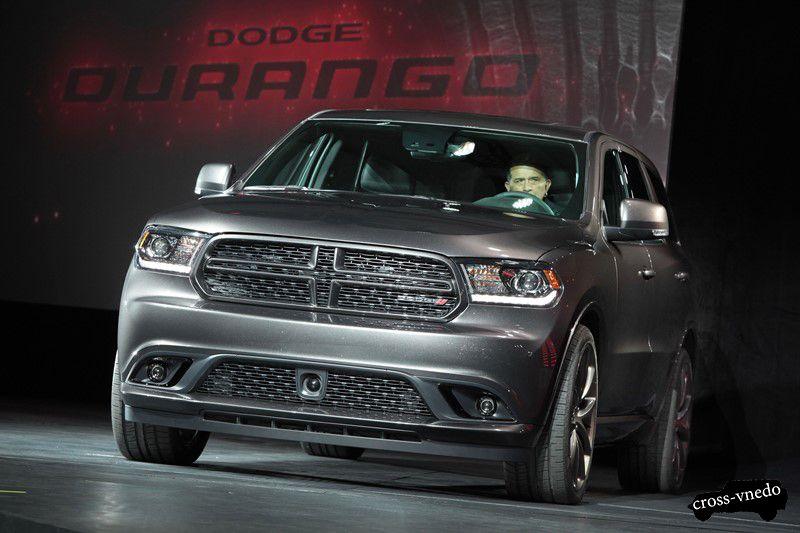 Внедорожник Dodge Durango 2014 фото
