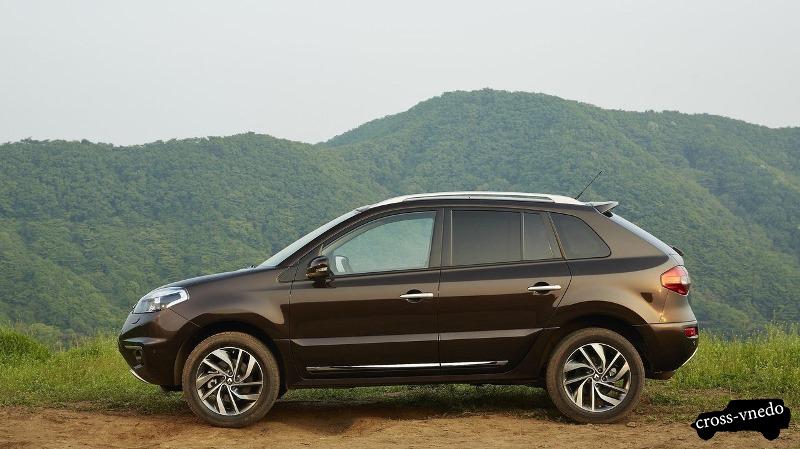 Внешний вид Renault Koleos 2014