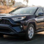 Toyota RAV4 2020 цена в России