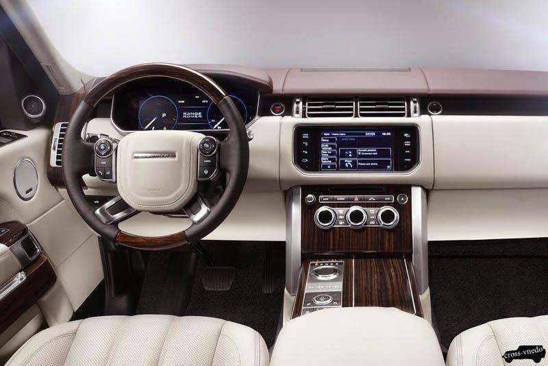 range rover evoque 2014 цена