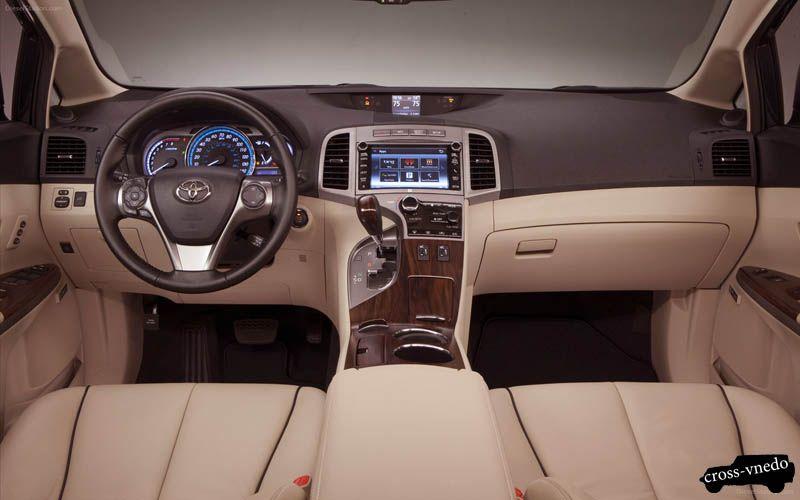 Тойота Венза технические характеристики