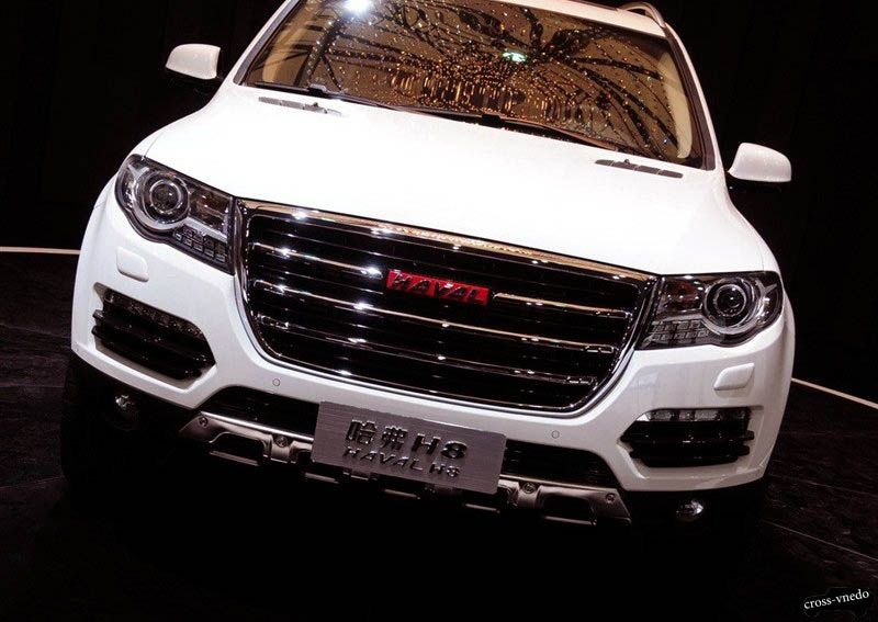 great wall haval h8 купить