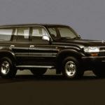 Toyota Land Cruiser 80: технические характеристики и ходовые качества