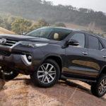 Внедорожники Тойота: весь модельный ряд и подробный обзор