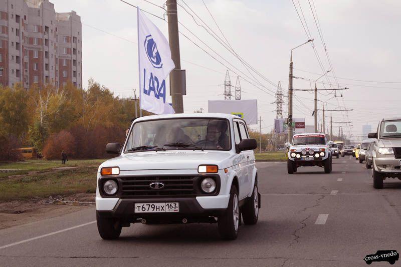 lada 4x4 urban фото