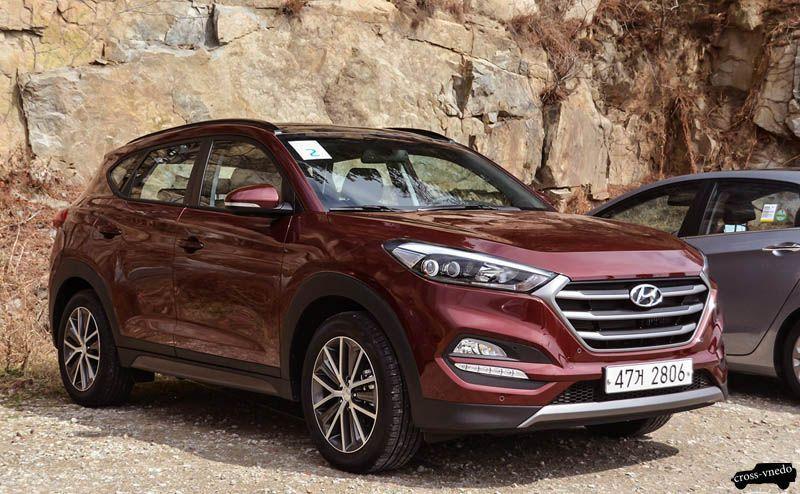 Hyundai Tucson 2016 характеристики