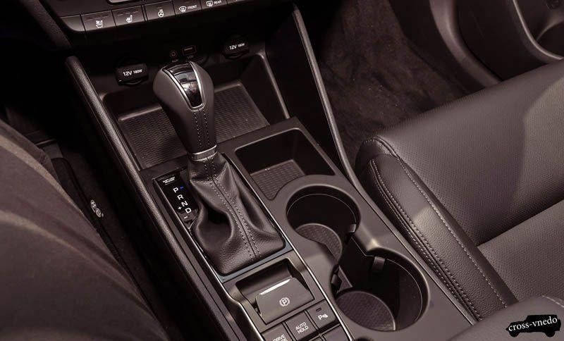Hyundai Tucson 2016 кпп