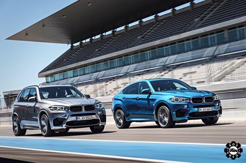 BMW X5 фото внедорожников