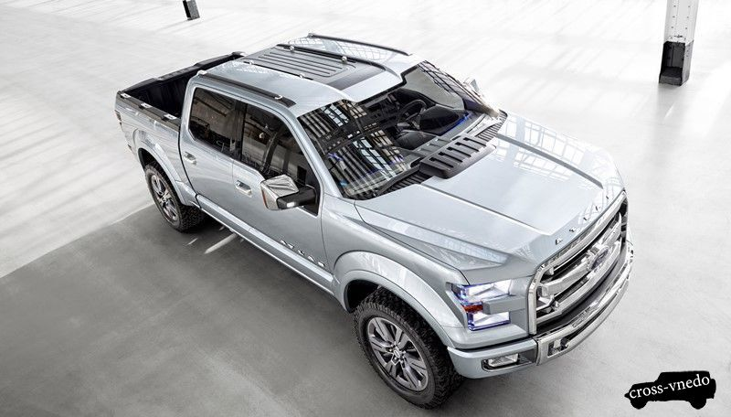 Ford Atlas фото