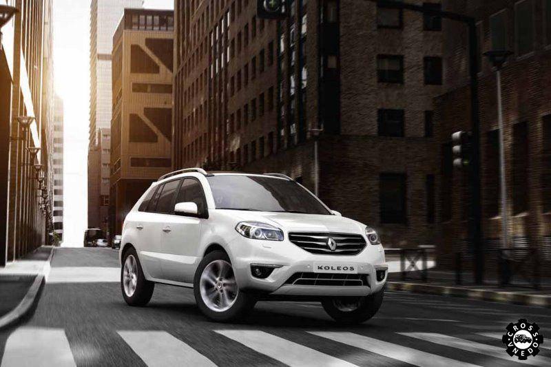 Фото внедорожника Renault Koleos